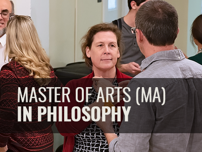 Master of Arts in Philosophy